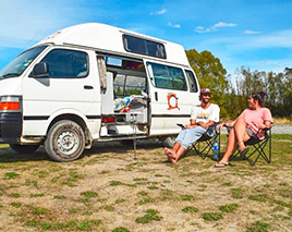 Budgy Traveller Campervan
