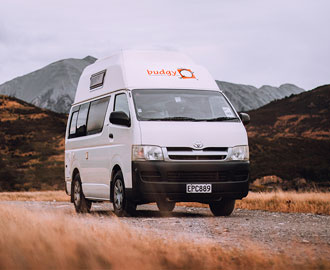 Budgy Traveller Campervan