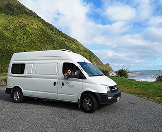 Motorhome & Campervan Hire New Zealand | Euro Campers