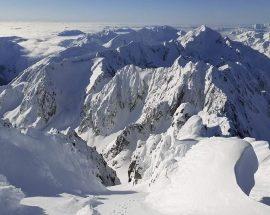 Mount Murchison Winter