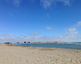 sumner Strandsand