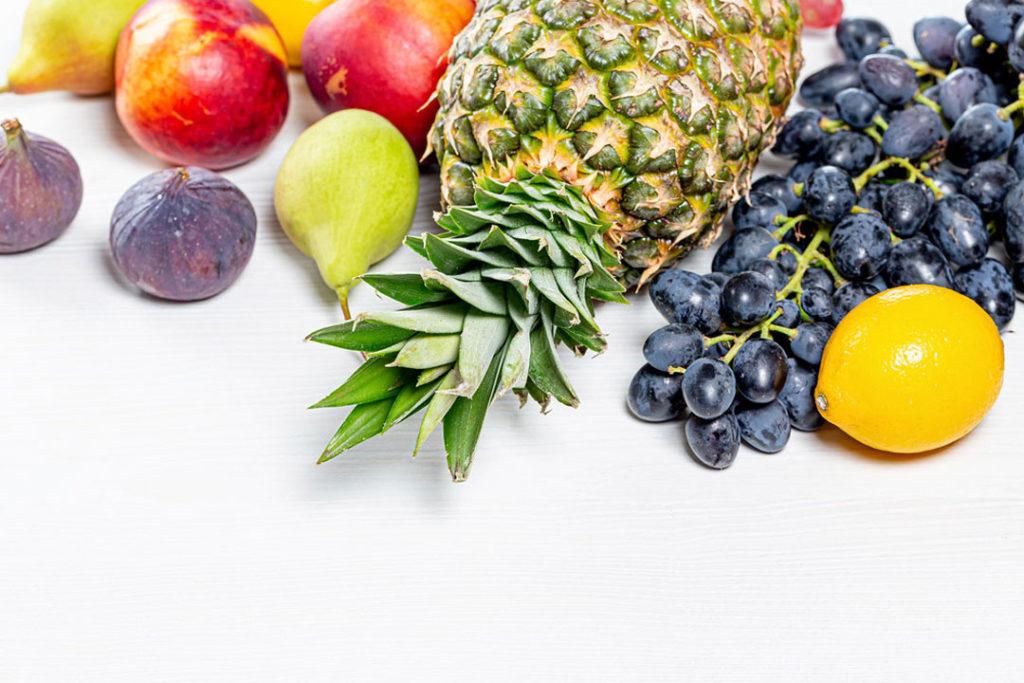 Obst verboten