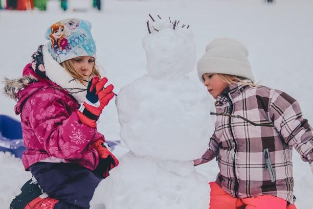 snowman children castle hill