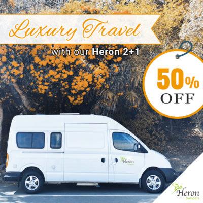 Hire Campervan - Luxury Travel